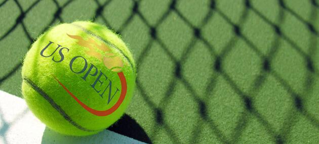 Tennis US open worldofs